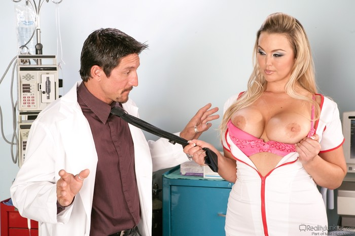 Abbey Brooks - Big Breast Nurses