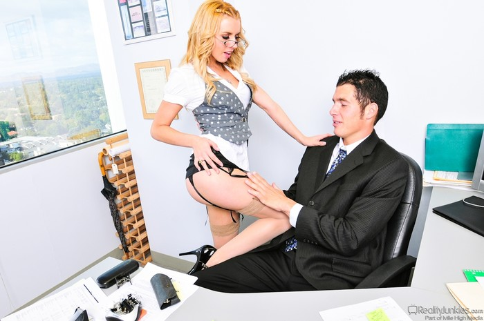 Lexi Belle - Office Perverts