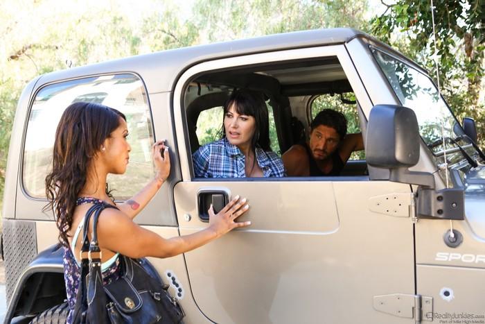 Eva Karera, Cali Sweets - Couples Seeking Teens #12