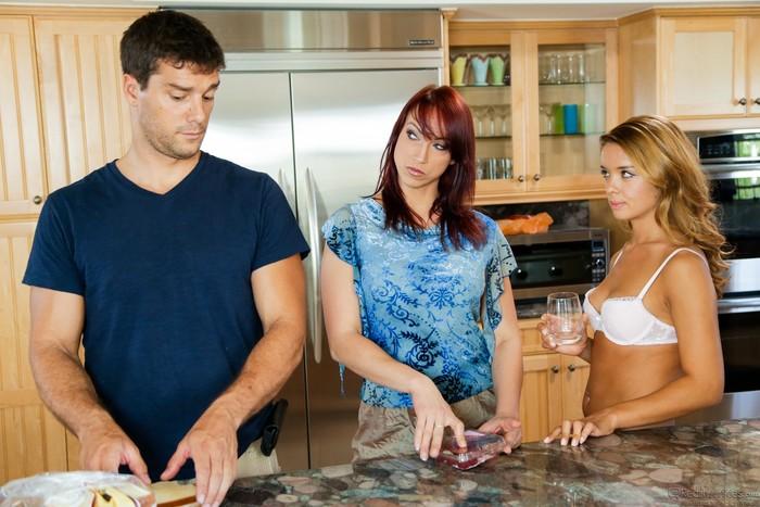 Averi Brooks, Nicki Hunter - Couples Seeking Teens #13