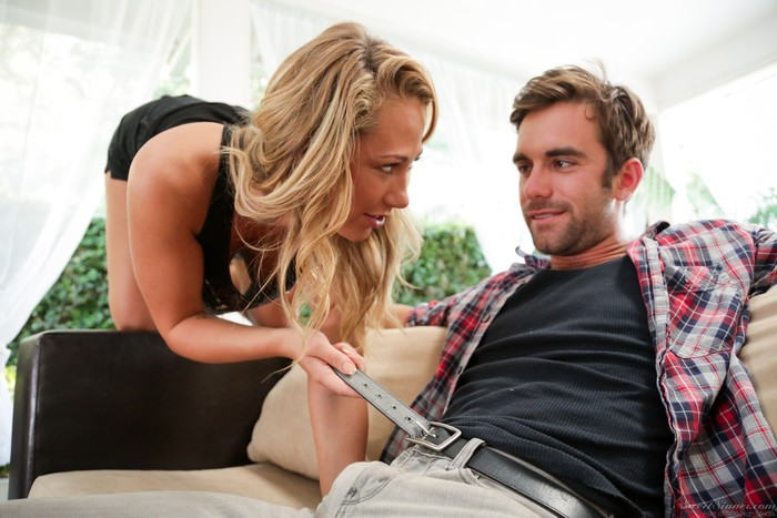 Carter Cruise - Forbidden Affairs #03 - The Stepdaughter