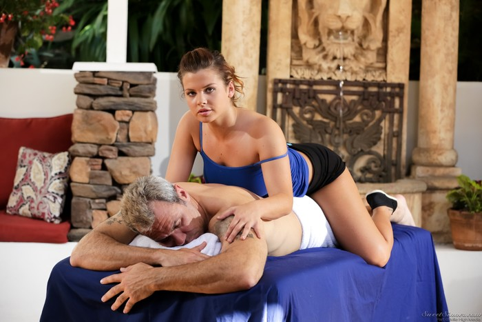 Keisha Grey - The Masseuse #09