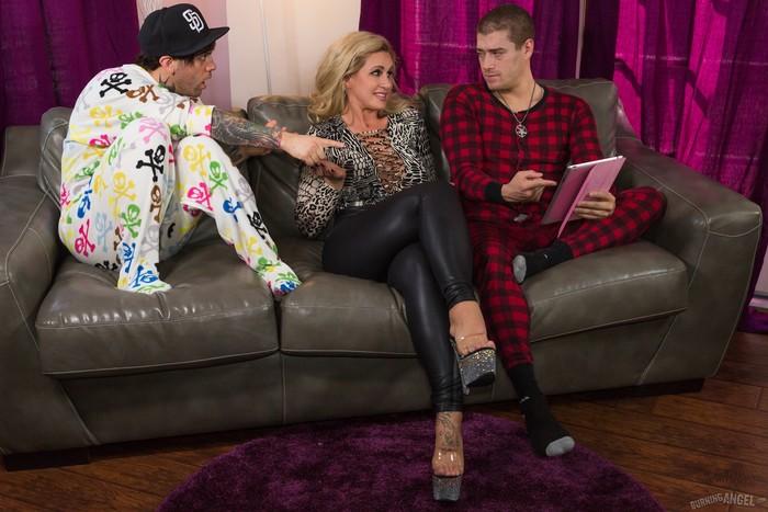 Ryan Conner - My Step Mom Is A Porn Star - Burning Angel