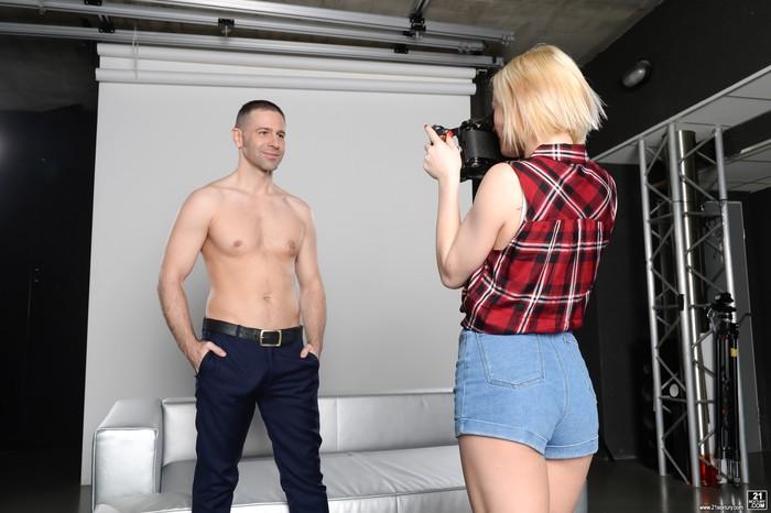 Zazie, Toby - Blonde Zazie's Photography - 21Sextury