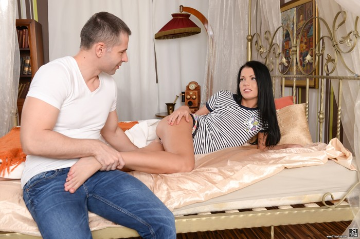 Sofia Like, Toby - An Anal Afternoon - 21Sextury