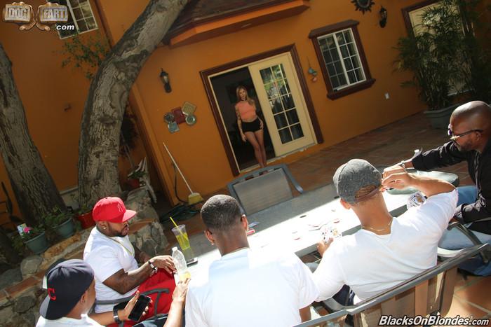 Ryan Riesling - Blacks On Blondes