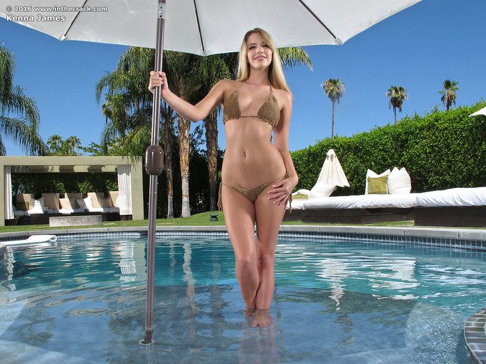 Kenna James - pool spreads