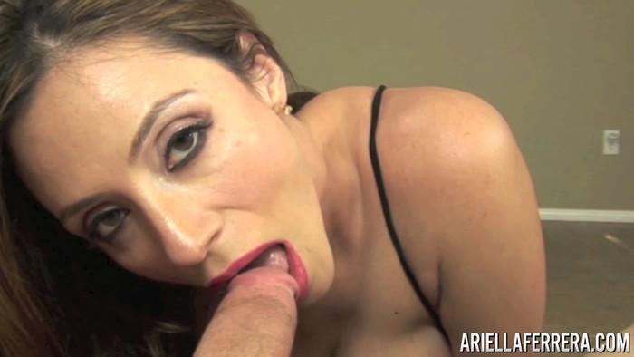 Ariella Ferrera in Big Titty Cock Sucking
