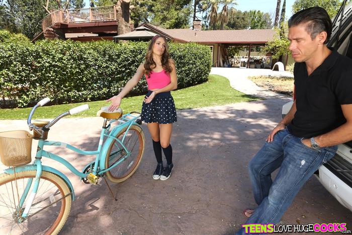 Kimmy Granger - Bikes And Buttplugs - Teens Love Huge Cocks
