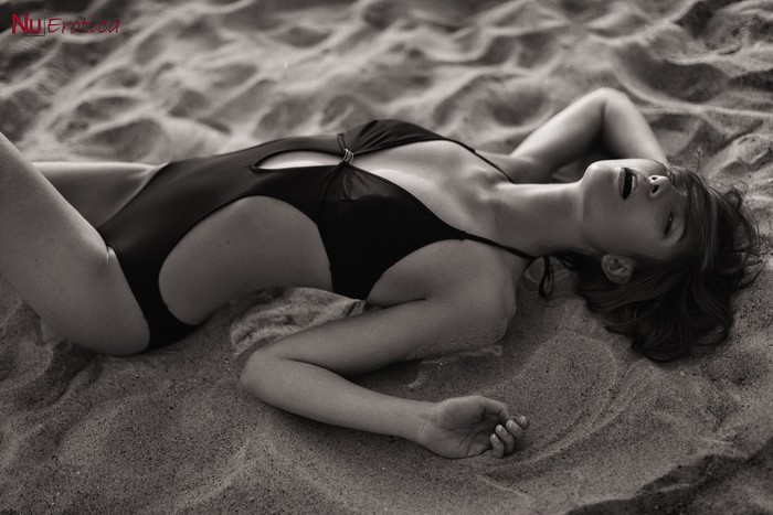 Alexandria Eissinger - Alex Eissinger Beach Shoot