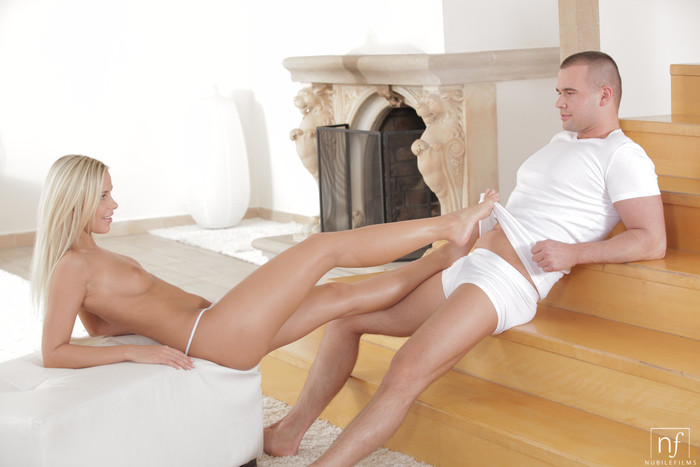 Dido Angel - Blonde Bombshell - Nubile Films