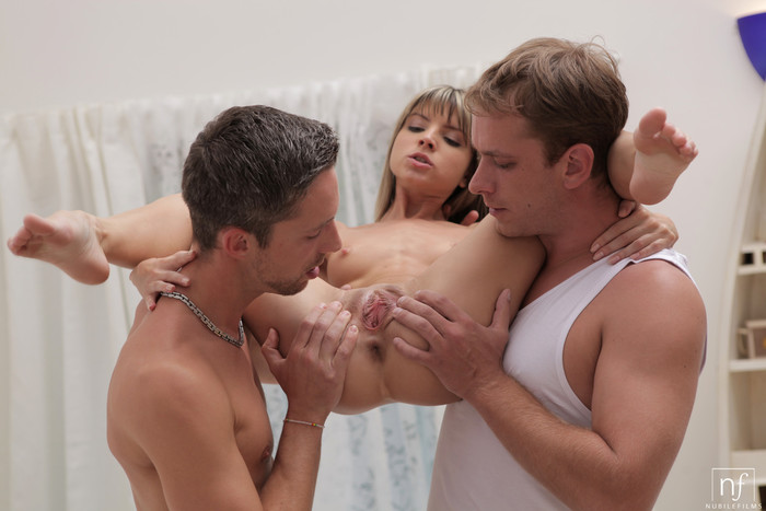 Gina Gerson - Center Of Attention - Nubile Films