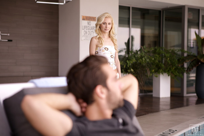Odette Delacroix - Perfect Stranger - Nubile Films