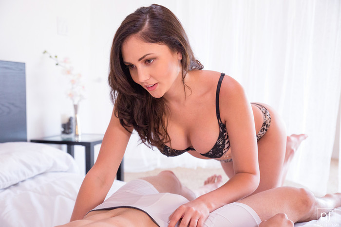 Ariana Marie - Thick And Creamy - Nubile Films