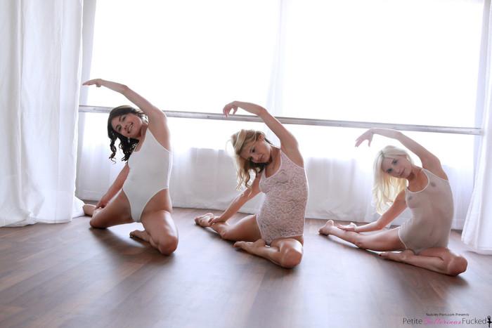 Piper Perri, Hope Harper, Adria Rae - Prima Ballerinas