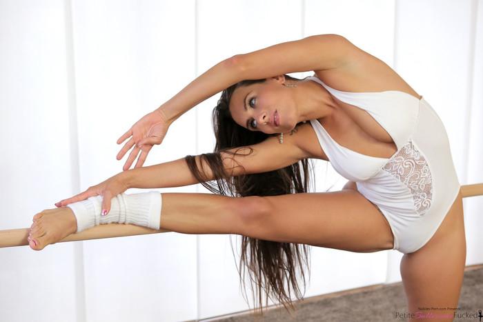 Mea Melone - Flexible Form - Petite Ballerinas Fucked