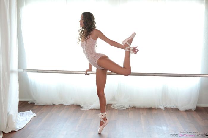 Rebel Lynn - Ballet Beauty - Petite Ballerinas Fucked