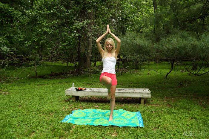 Sierra Nevadah - Yoga - ALS Scan