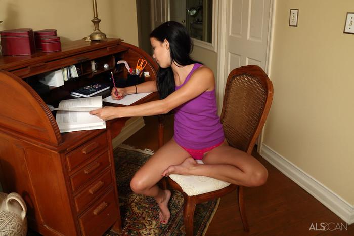 Alaina Kristar - Homework - ALS Scan
