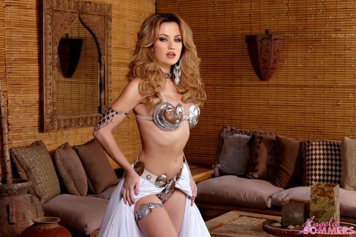 Angela Sommers - Exotic Dancer