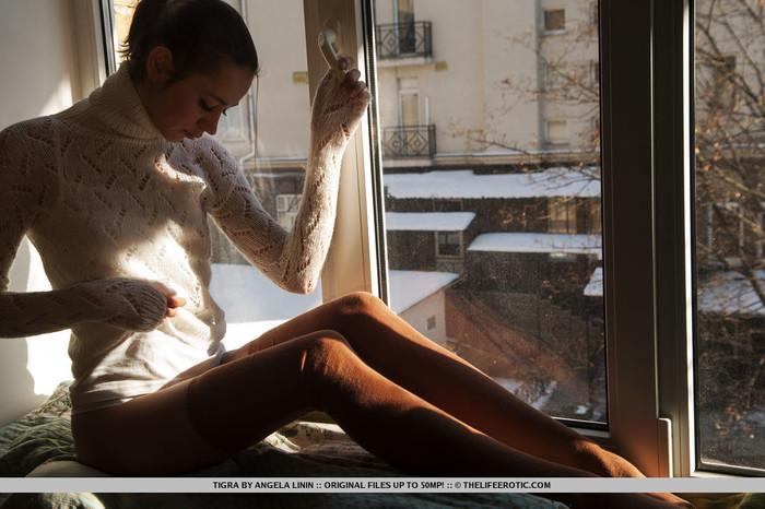 Tigra - Teasing Strangers - The Life Erotic
