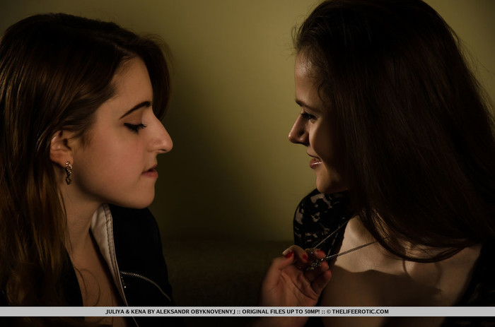 Juliya, Kena - Under Darkness - The Life Erotic