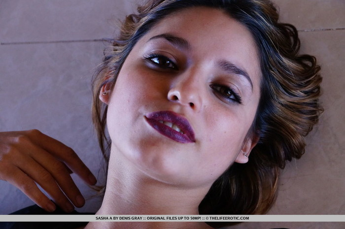 Sasha A - Close Up 1 - The Life Erotic