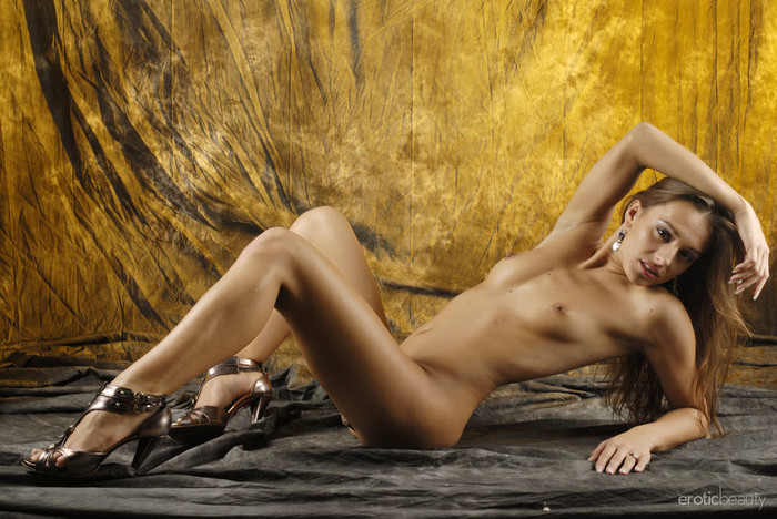 Dominika - Cow Hide Beauty 6 - Erotic Beauty