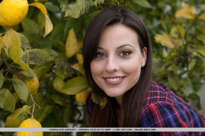Lorena B - Yaline - MetArt