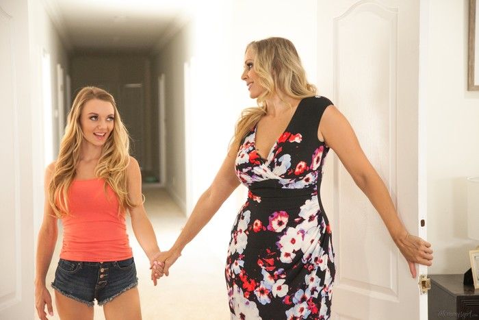 Julia Ann, Molly Mae - Stop Fucking My Friends: Part One