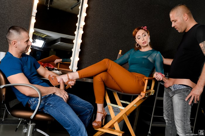 Mia Cruise - Backstage Penetration - 21Sextury