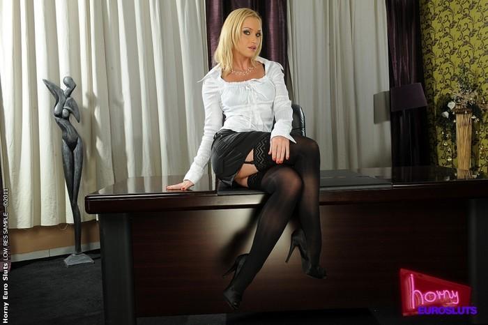 Kathia Nobili - Horny Euro Sluts