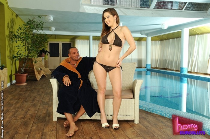 Nicole Sweet - Horny Euro Sluts