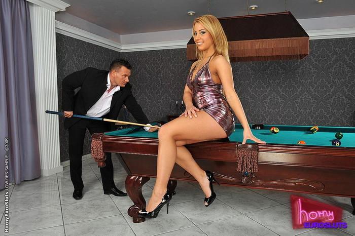 Nikky Thorne - Horny Euro Sluts