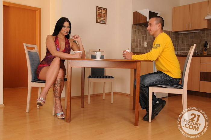 Simony Diamond - 21 Sextury