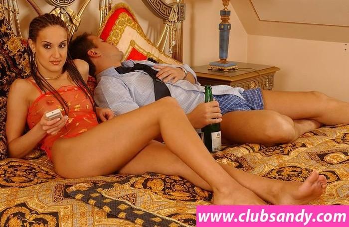 Andy Brown - Club Sandy