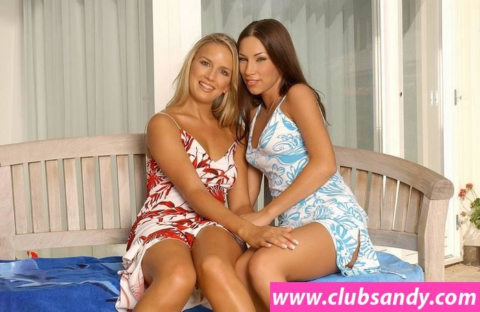 Barbara, Mya Diamond - Club Sandy