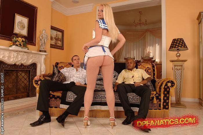 Angel Spice Double Penetrated