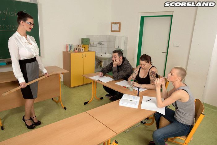 Vanessa Y. - Hot For Teacher - ScoreLand
