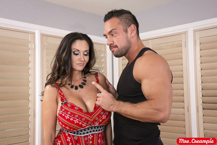 The Time of Her Life - Mrs. Creampie