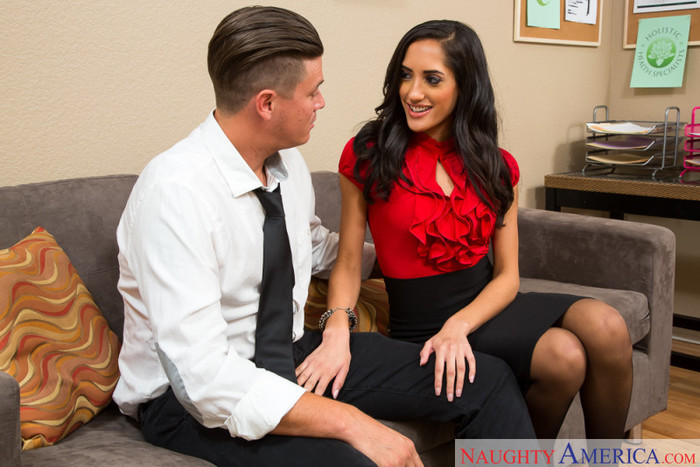 Chloe Amour - Naughty Office