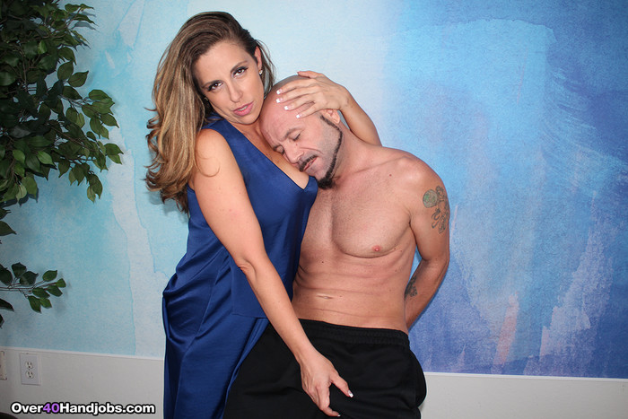 Sienna Lopez : Milk My Monster Cock - Over 40 Handjobs