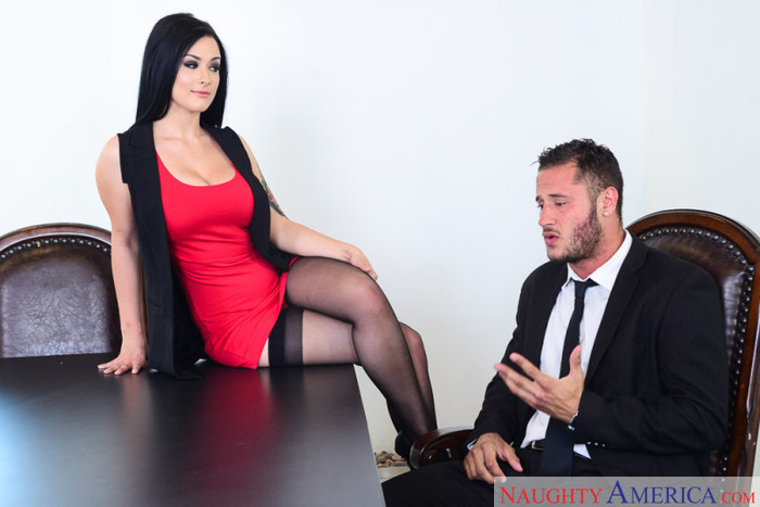 Katrina Jade - Naughty Office