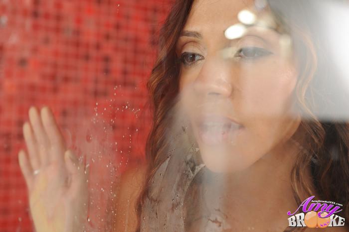 Amy Brooke Scissoring Ariella Ferrera