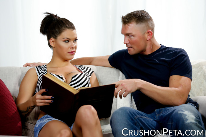 Peta Jensen gets her fuck hole stuffed