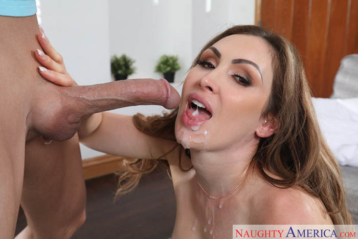 Brazen mom yasmin scott does anal survey
