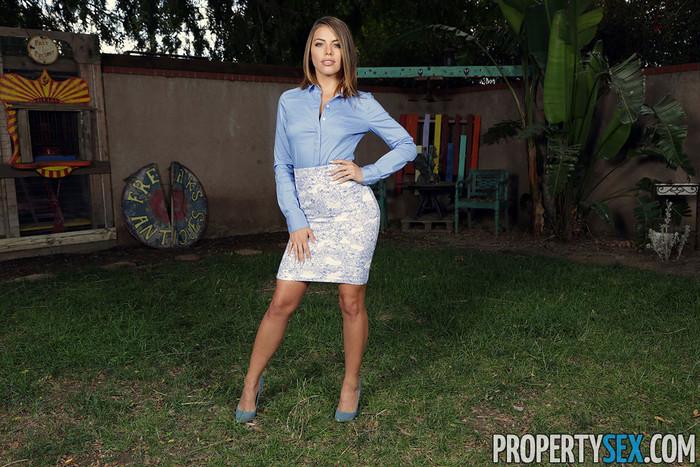 Adriana Chechik - Property Sex