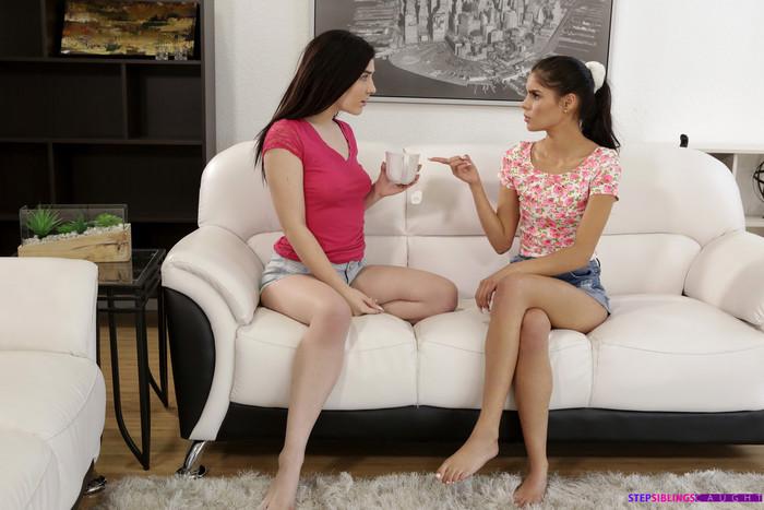 Jenna Reid, Katya Rodriguez - Cum Tea - S6:E9