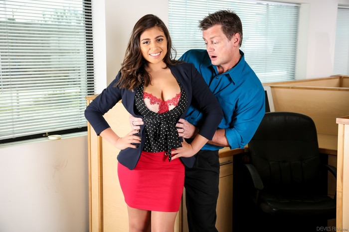 Ella Knox - Big Tits Office Chicks #05 - Devil's Film