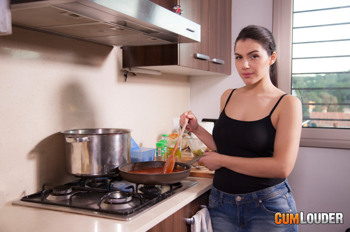 Two chocolates double stuff Valentina Nappi - CumLouder